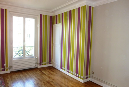 Aménagement contemporain d\'un appartement Haussmannien (75 ...